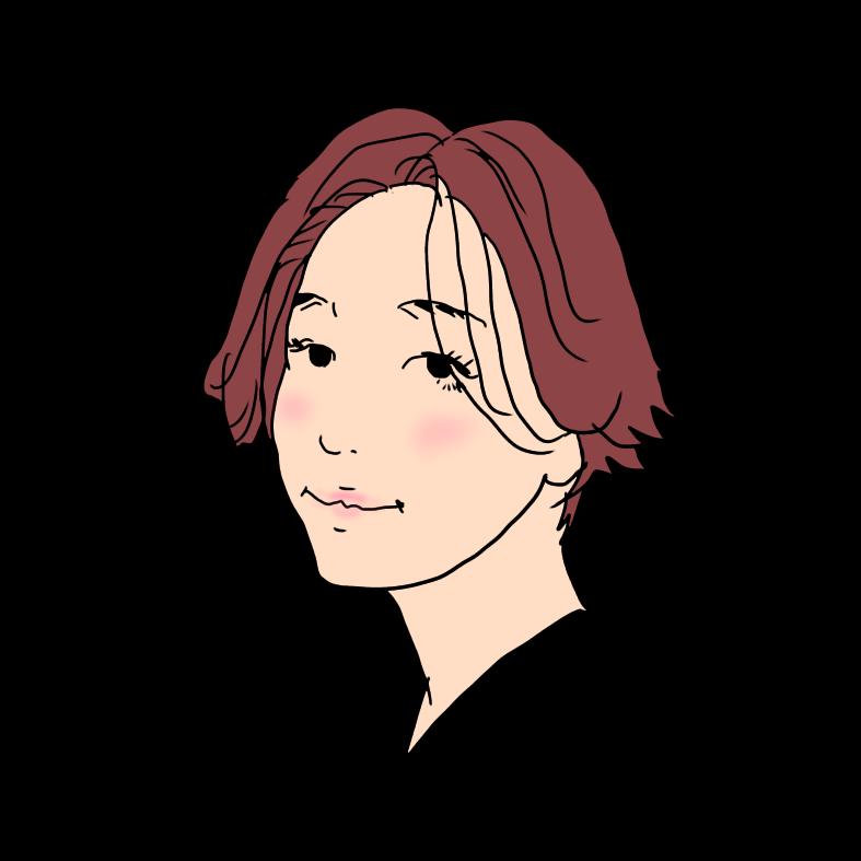 ハネ ハンサムショート髪型ヘアスタイルボブからショートヘア