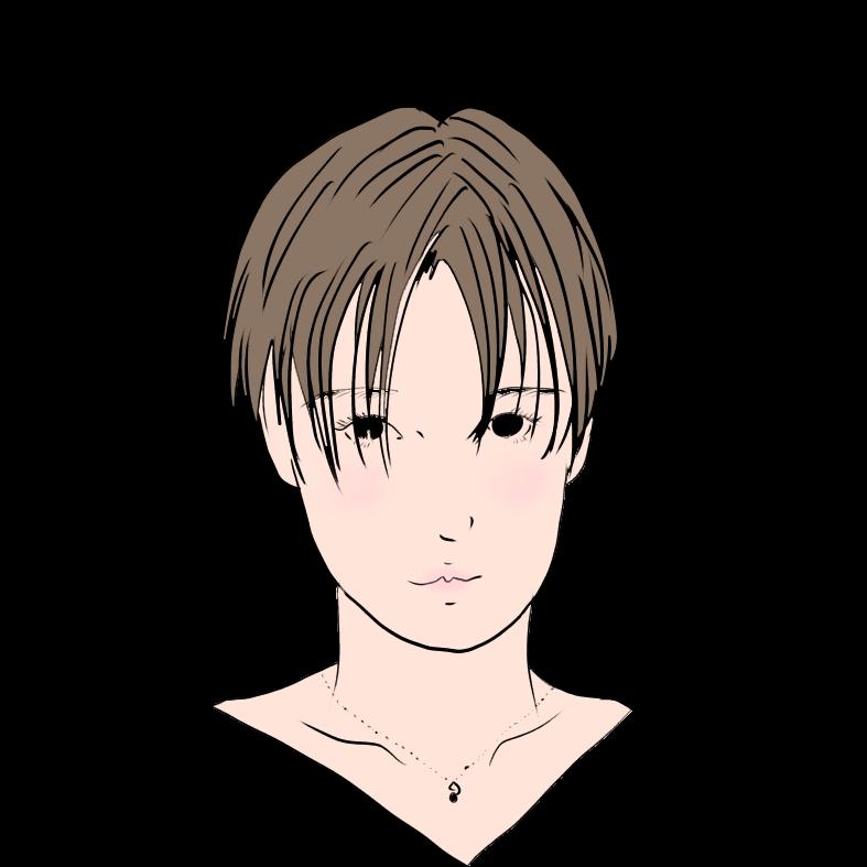 ハンサムショートはトランクス感でジェンダーレスに ヘアスタイル 髪型