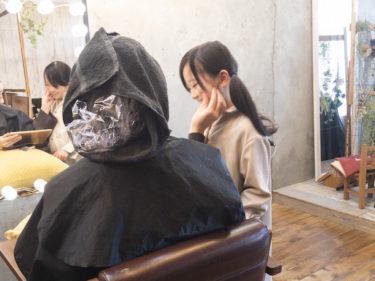 【豊橋】子供と一緒に行ける美容室・赤ちゃん同伴ok!!